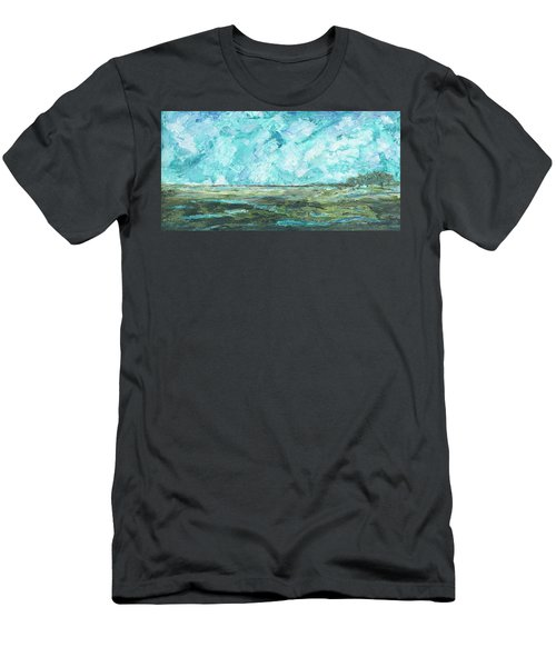 Toward Pinckney Island Men's T-Shirt (Athletic Fit)