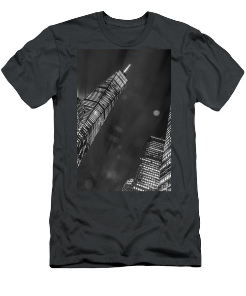 Tower Nights Men's T-Shirt (Athletic Fit)