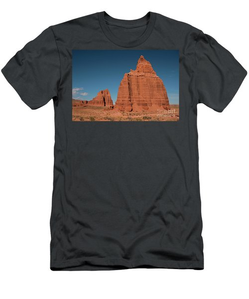 Tower Of The Sun And Moon Men's T-Shirt (Athletic Fit)