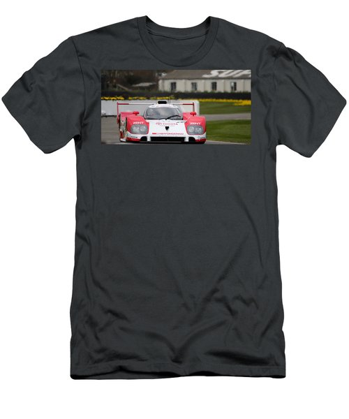 Toyota Ts010  Men's T-Shirt (Athletic Fit)
