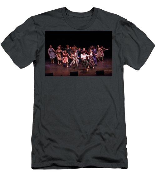 Tpa096 Men's T-Shirt (Athletic Fit)