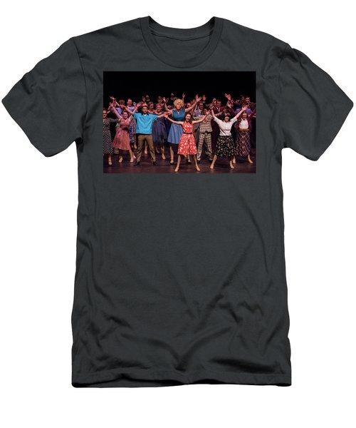Tpa099 Men's T-Shirt (Athletic Fit)