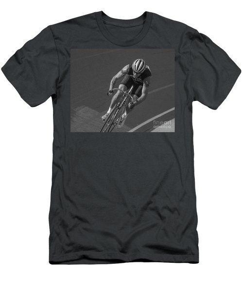 Track Men's T-Shirt (Athletic Fit)