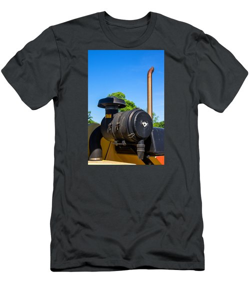 Tractor Pipe Men's T-Shirt (Athletic Fit)