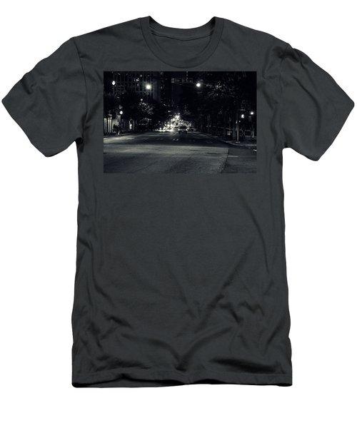 Traffic Men's T-Shirt (Athletic Fit)