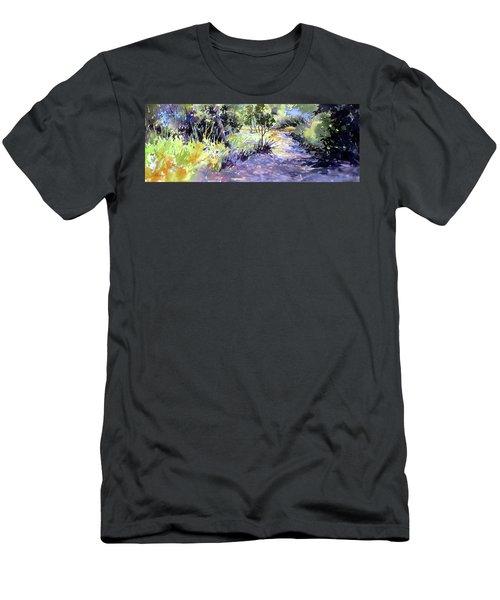 Trail Shadows Men's T-Shirt (Athletic Fit)