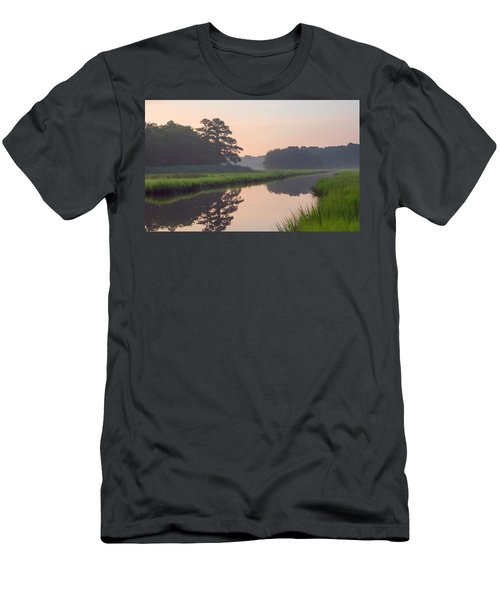 Tranquil Reflections Men's T-Shirt (Athletic Fit)