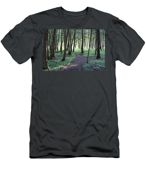 Tranquility Men's T-Shirt (Athletic Fit)