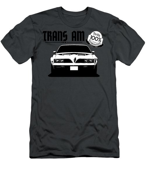 Trans Am Thrills Men's T-Shirt (Athletic Fit)