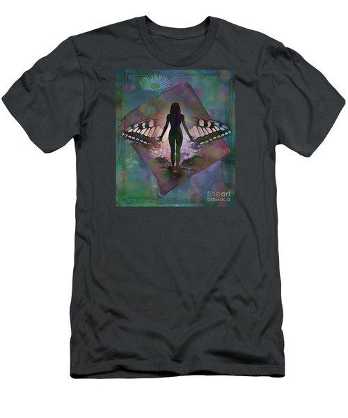 Transcend 2015 Men's T-Shirt (Athletic Fit)