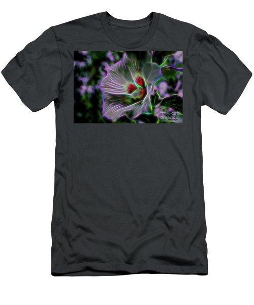 Transparent Nature Men's T-Shirt (Athletic Fit)