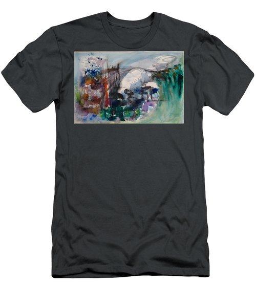 Travels Men's T-Shirt (Athletic Fit)