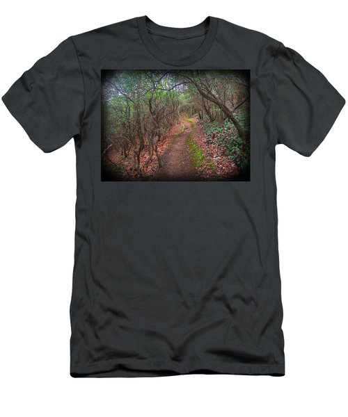 Tray Mountain Men's T-Shirt (Athletic Fit)