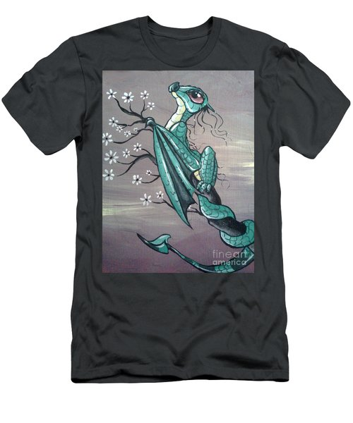 Tree Dragon II Men's T-Shirt (Athletic Fit)