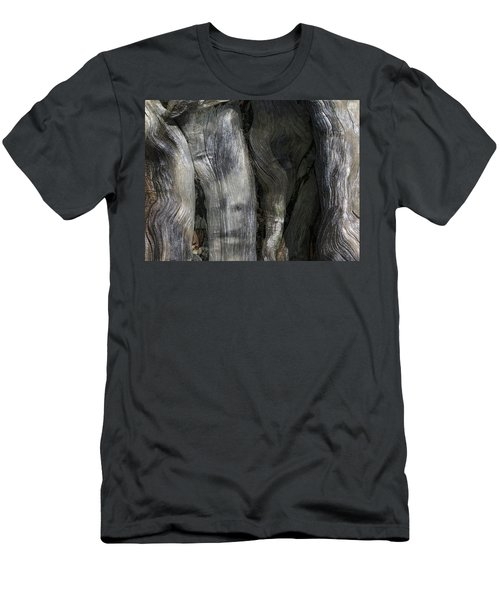 Men's T-Shirt (Slim Fit) featuring the photograph Tree Memories # 20 by Ed Hall