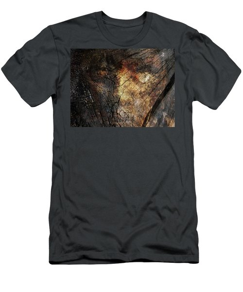 Men's T-Shirt (Slim Fit) featuring the photograph Tree Memories # 21 by Ed Hall