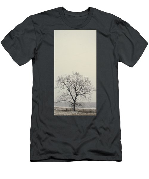 Men's T-Shirt (Slim Fit) featuring the photograph Tree#1 by Susan Crossman Buscho