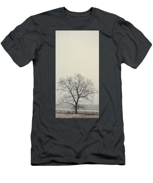 Tree#1 Men's T-Shirt (Slim Fit) by Susan Crossman Buscho