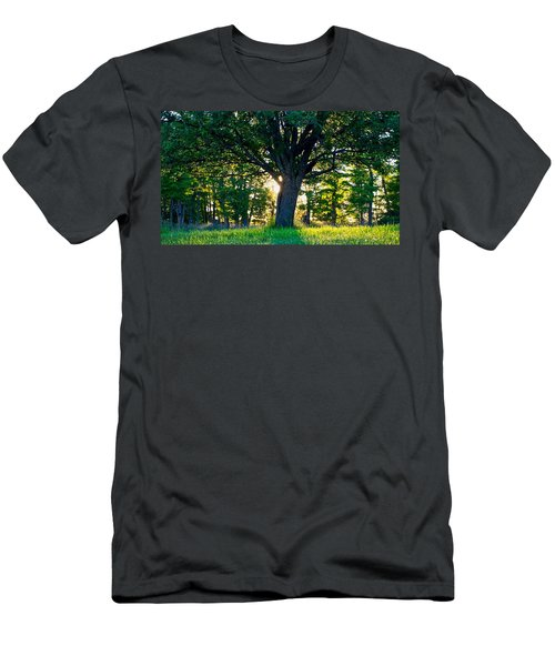 Treescape Men's T-Shirt (Athletic Fit)