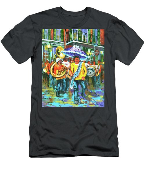 Treme Brass Band Men's T-Shirt (Athletic Fit)