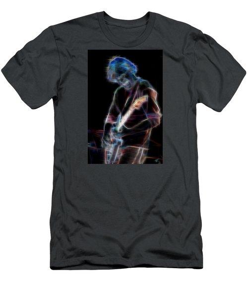 Trey Men's T-Shirt (Slim Fit) by Kenneth Armand Johnson