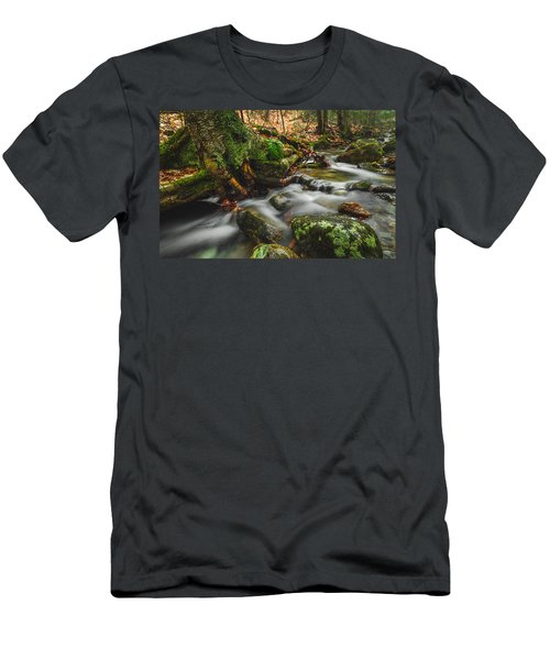 Tributary Men's T-Shirt (Athletic Fit)