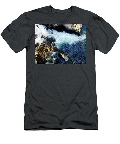 Tribute Trail Newtown Ditch Men's T-Shirt (Athletic Fit)
