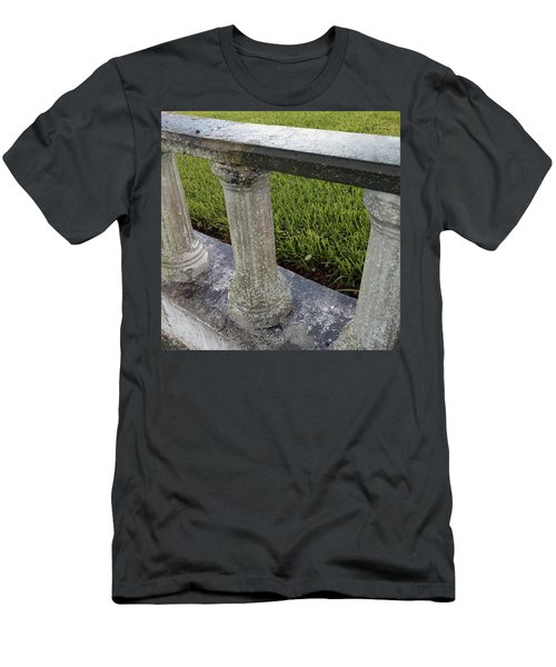 Men's T-Shirt (Slim Fit) featuring the photograph Triplets by Steve Sperry