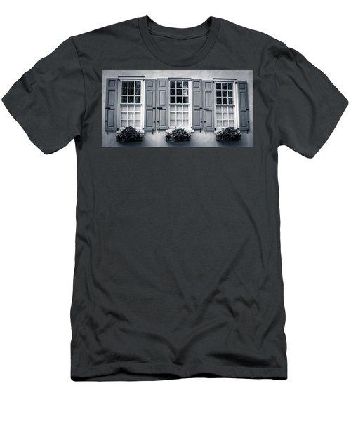 Triune Pondering Spot Men's T-Shirt (Athletic Fit)