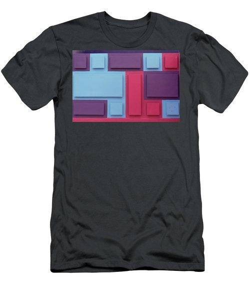 Tropical Composition Men's T-Shirt (Athletic Fit)