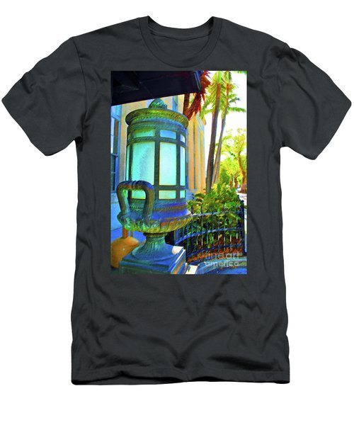 Men's T-Shirt (Athletic Fit) featuring the photograph Tropical Federal by Jost Houk