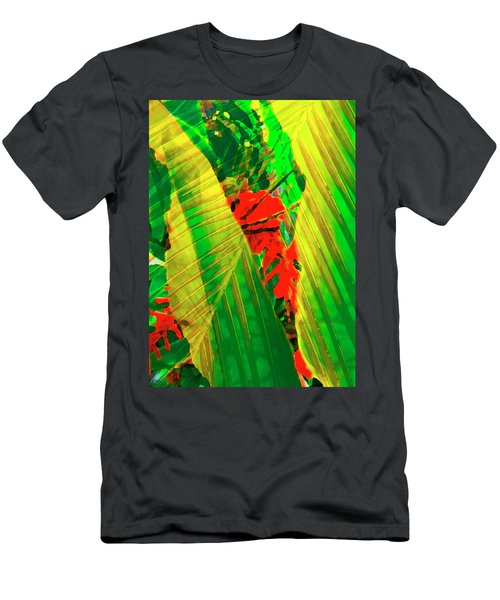 Tropical Fusion Men's T-Shirt (Athletic Fit)