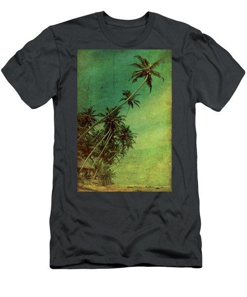 Tropical Vestige Men's T-Shirt (Athletic Fit)