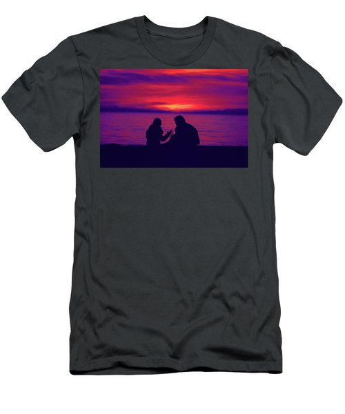 True Confessions Men's T-Shirt (Athletic Fit)