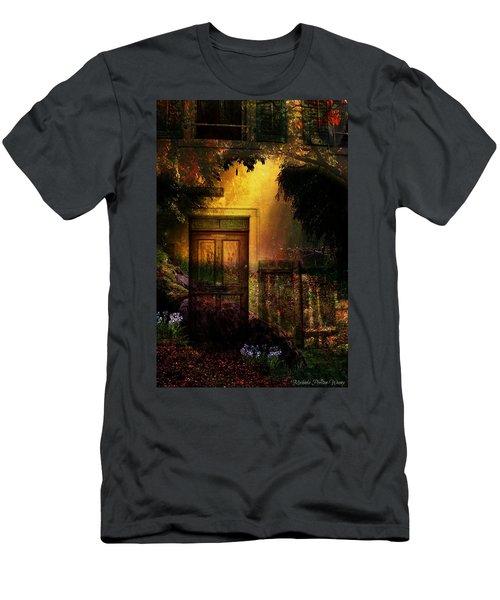 Tuer Zum Frieden Men's T-Shirt (Athletic Fit)