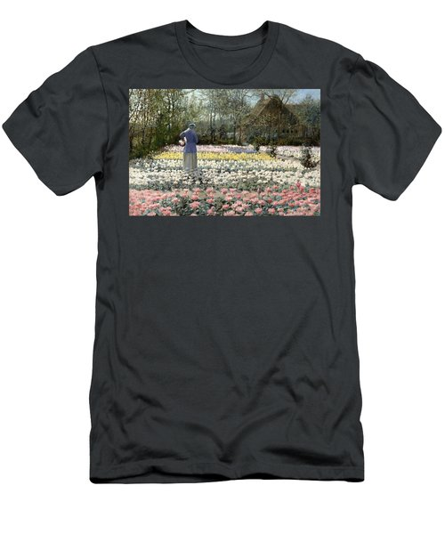 Tulip Culture Men's T-Shirt (Athletic Fit)