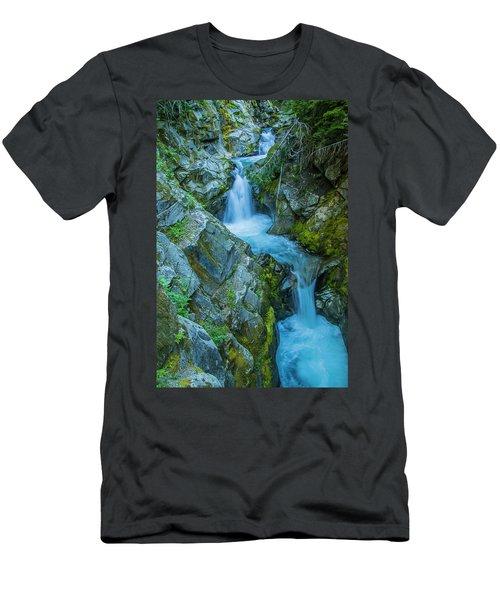 Tumbling Men's T-Shirt (Athletic Fit)
