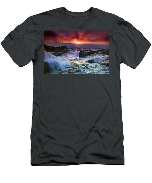 Tumult Men's T-Shirt (Athletic Fit)