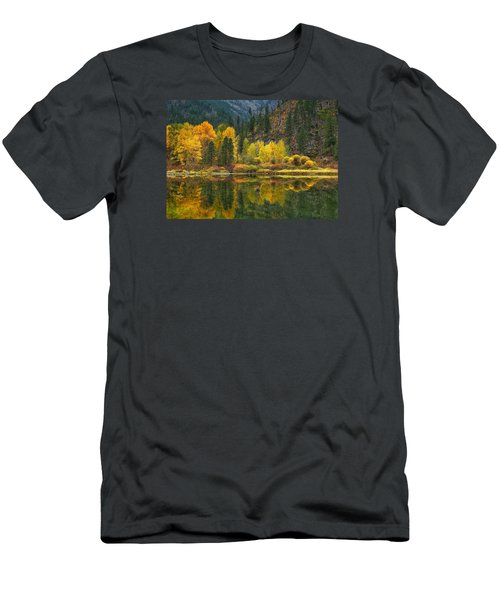 Tumwater Reflections Men's T-Shirt (Athletic Fit)