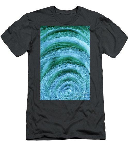 Men's T-Shirt (Athletic Fit) featuring the digital art Turmoil by Wendy Wilton
