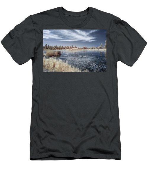 Turnbull Waters Men's T-Shirt (Slim Fit) by Jon Glaser