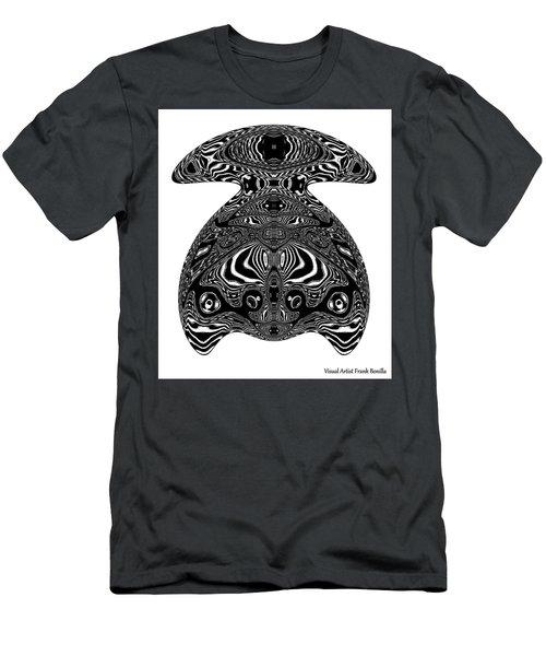 Turtle Art Men's T-Shirt (Athletic Fit)