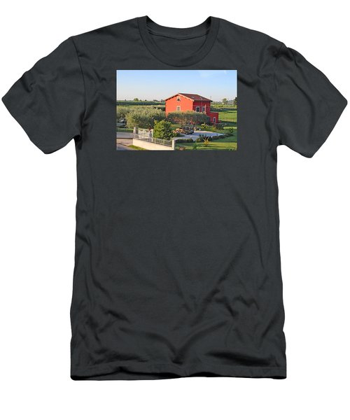 Tuscan Home Men's T-Shirt (Slim Fit) by Allan Levin