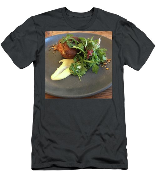 Twice Baked Binham Blue Cheese & Walnut Men's T-Shirt (Athletic Fit)