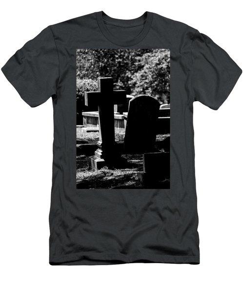 Twin Graves Men's T-Shirt (Athletic Fit)