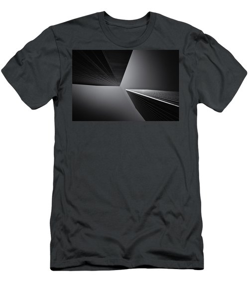 Men's T-Shirt (Athletic Fit) featuring the photograph Twins by Michael Hope