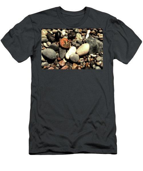 Twist To Open Men's T-Shirt (Athletic Fit)