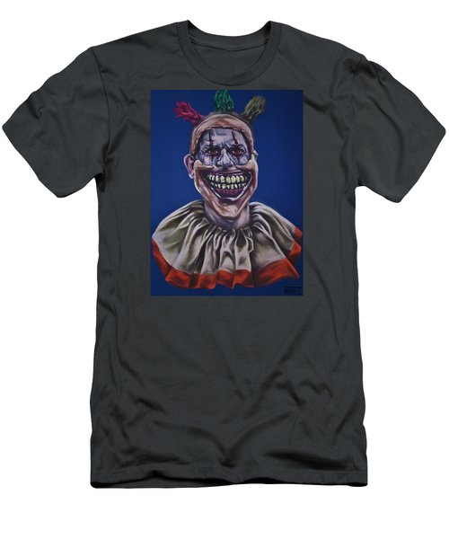 Twisty The Clown  Men's T-Shirt (Athletic Fit)