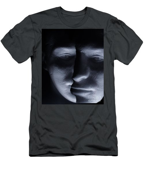 Two Faced Shadow Men's T-Shirt (Athletic Fit)