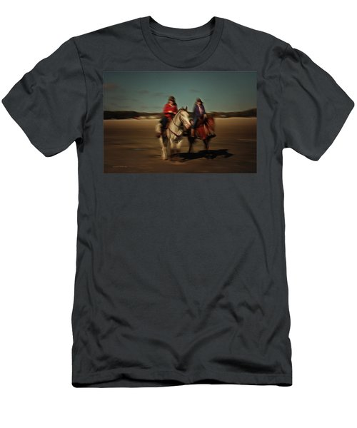 Two On The Road Men's T-Shirt (Athletic Fit)